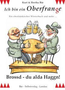 Buchcover Hertha & Kurt Bär - Ich bin ein Oberfrange